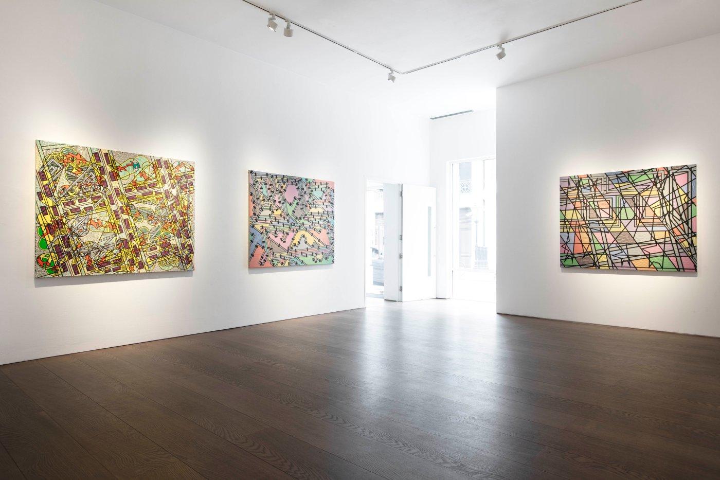 Flowers Gallery Bernard Cohen 7