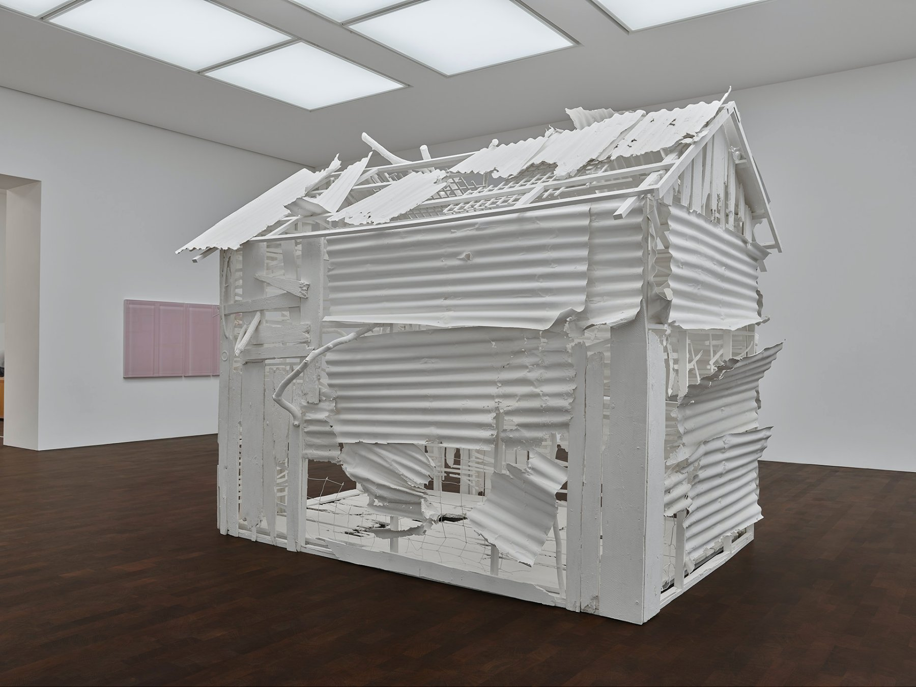 Gagosian Grosvenor Hill Rachel Whiteread 1