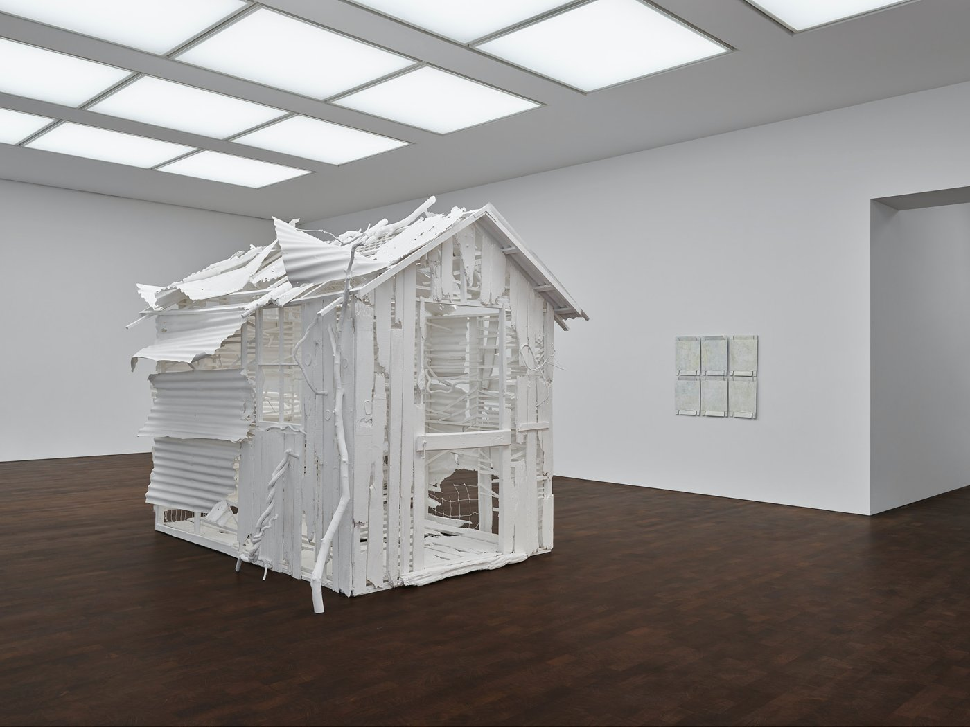 Gagosian Grosvenor Hill Rachel Whiteread 3