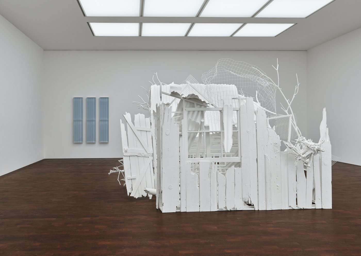 Gagosian Grosvenor Hill Rachel Whiteread 4