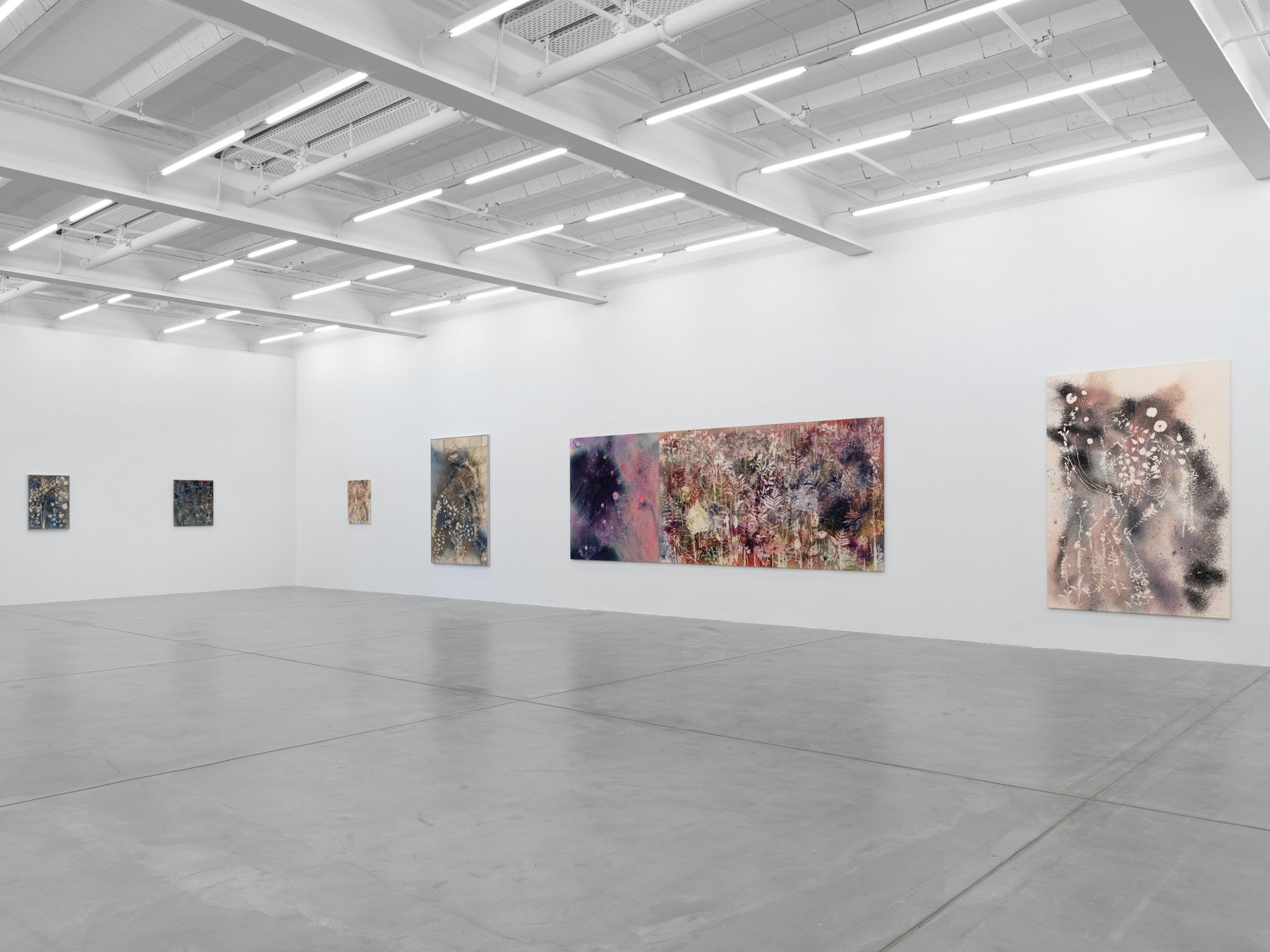 Galerie Eva Presenhuber Maag Areal Sam Falls 1