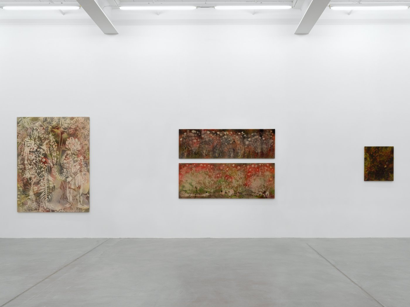 Galerie Eva Presenhuber Maag Areal Sam Falls 10