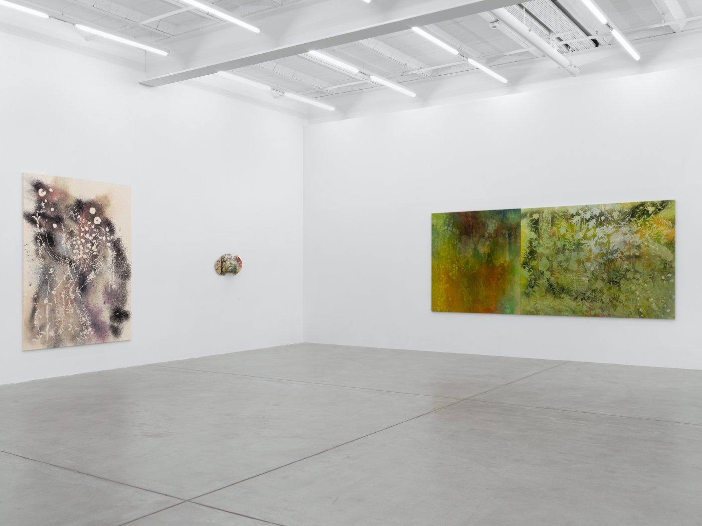 Galerie Eva Presenhuber Maag Areal Sam Falls 3