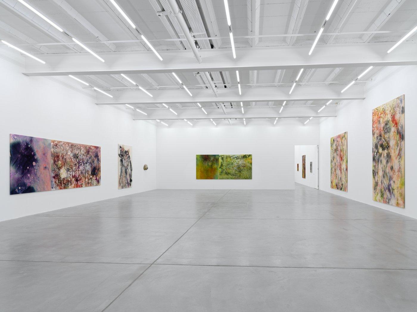 Galerie Eva Presenhuber Maag Areal Sam Falls 4