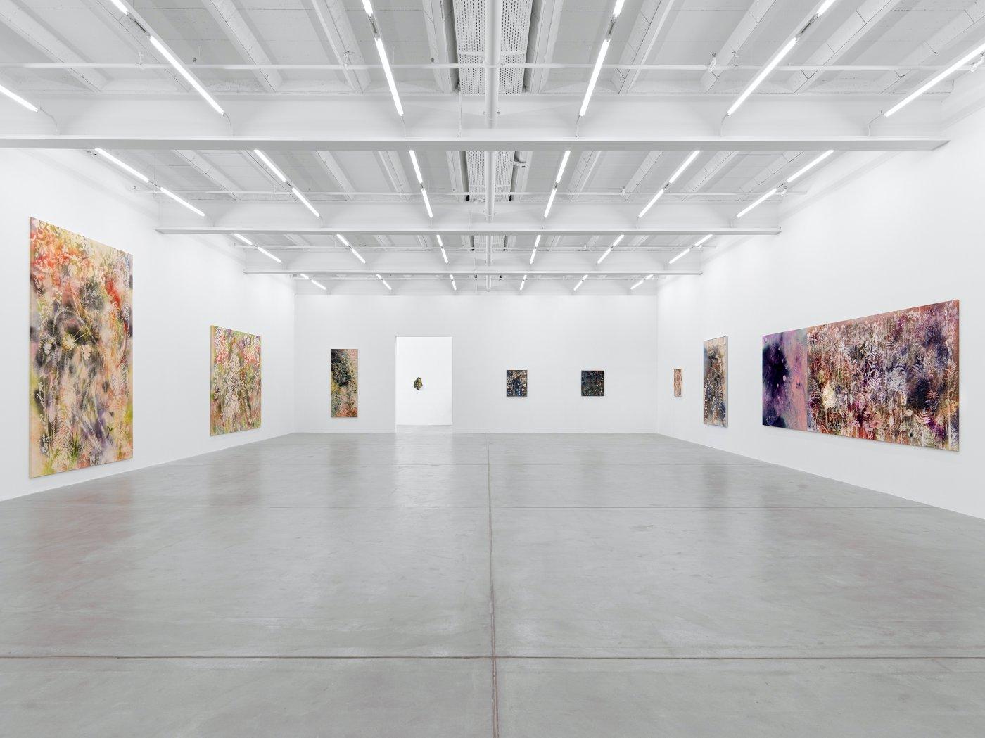 Galerie Eva Presenhuber Maag Areal Sam Falls 6