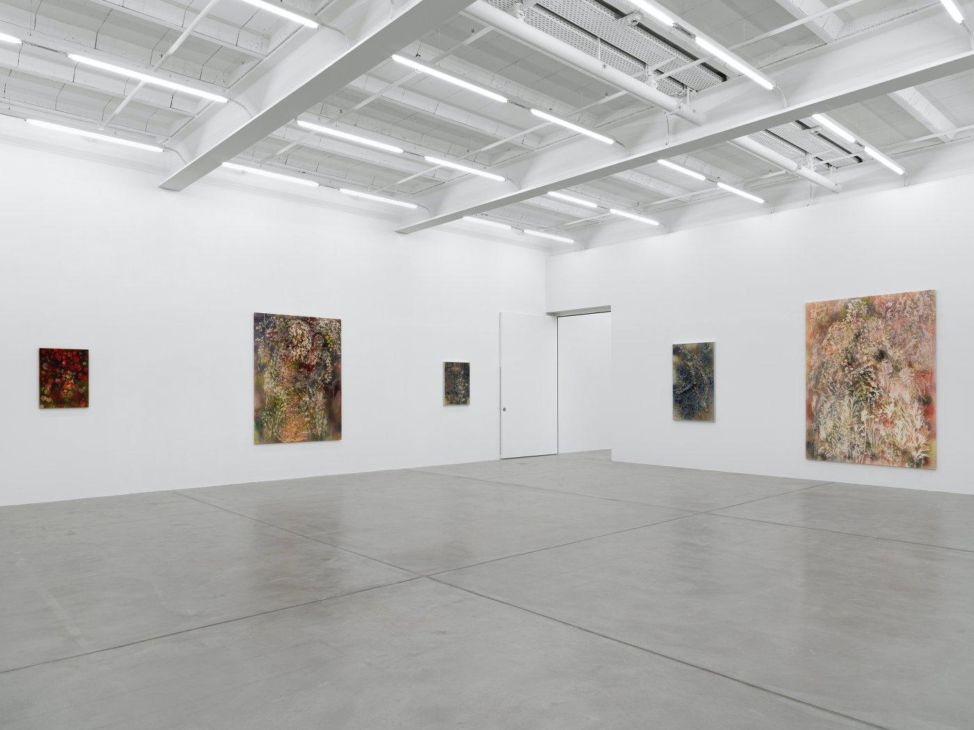 Galerie Eva Presenhuber Maag Areal Sam Falls 7