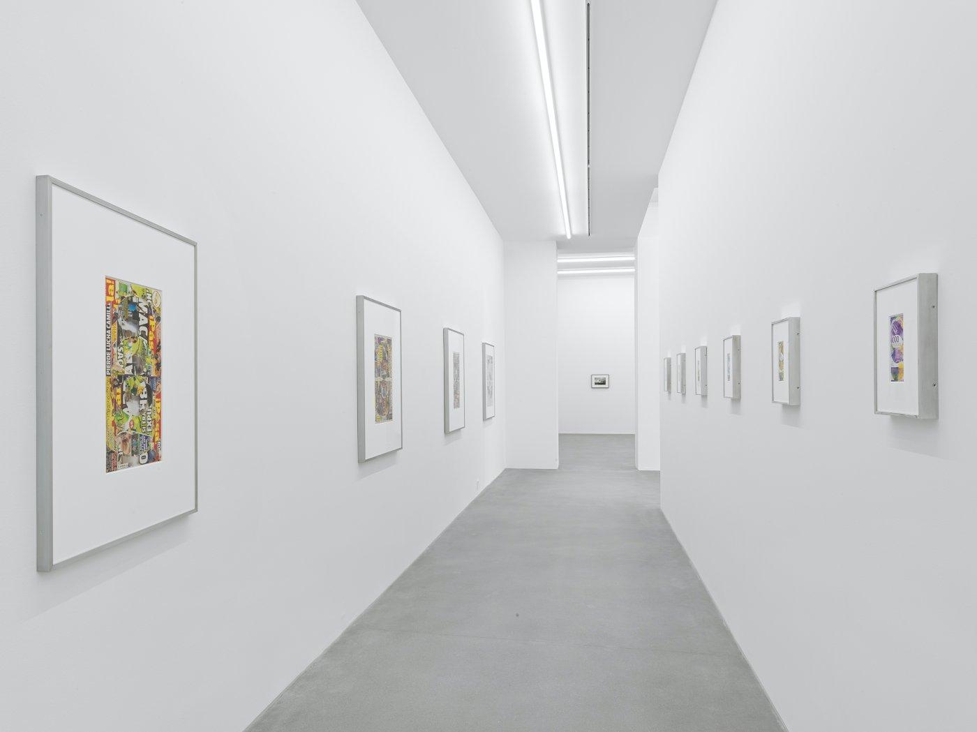 Galerie Eva Presenhuber Waldmanstrasse Walead Beshty 3