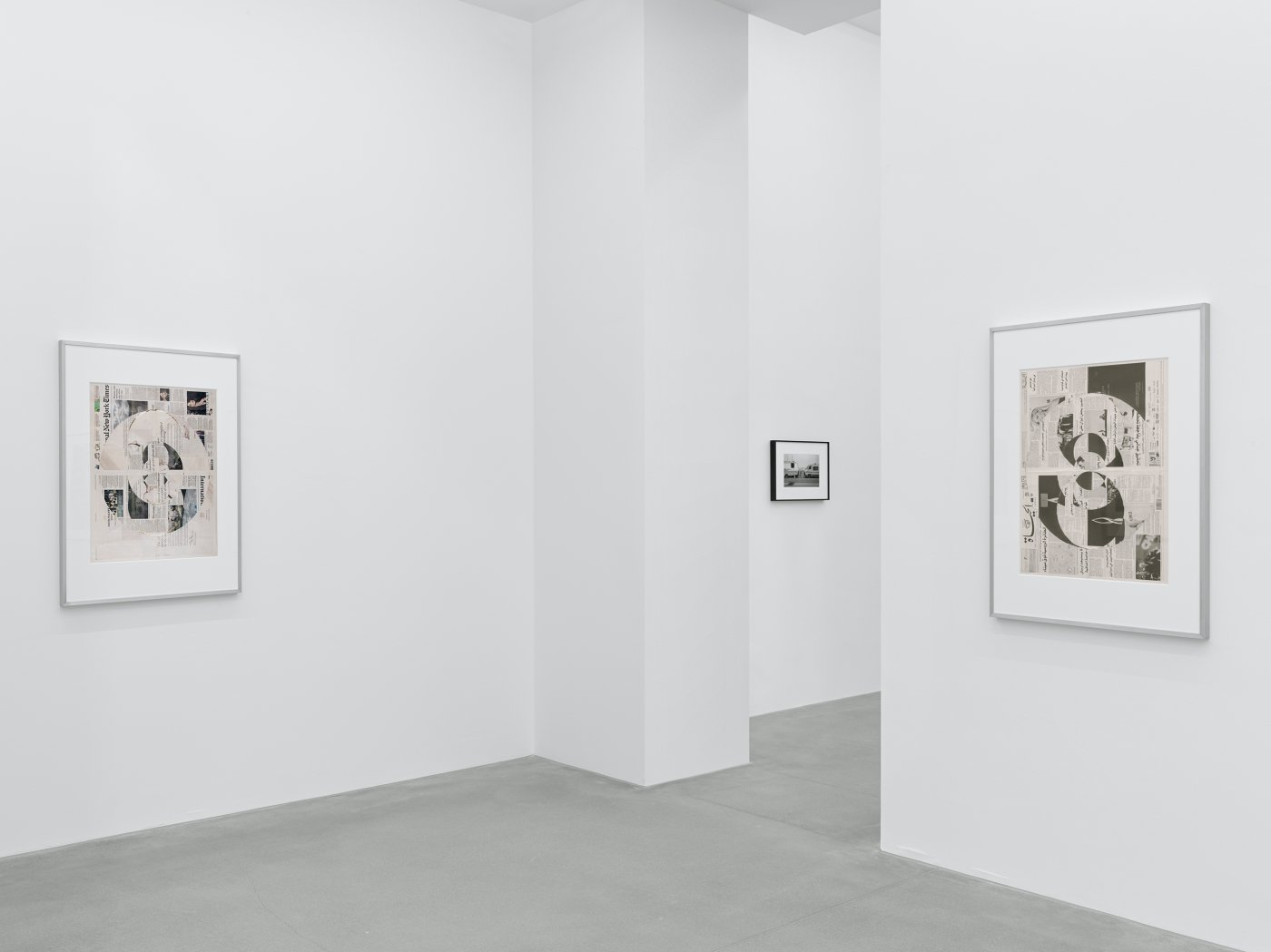 Galerie Eva Presenhuber Waldmanstrasse Walead Beshty 4