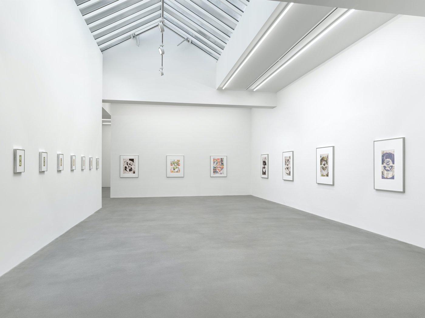 Galerie Eva Presenhuber Waldmanstrasse Walead Beshty 6