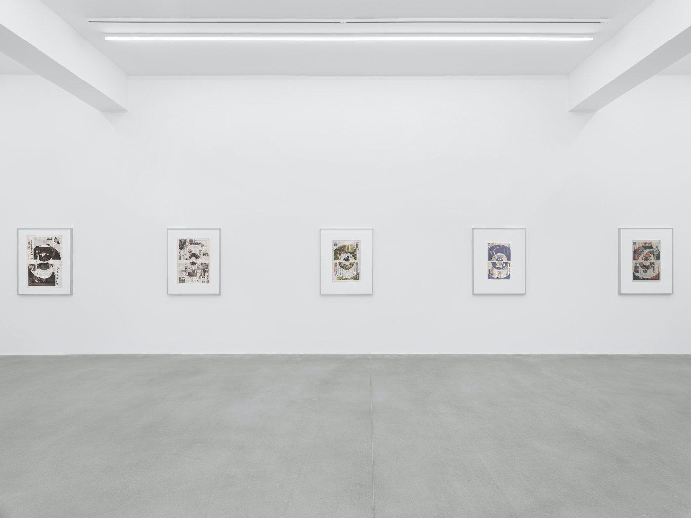 Galerie Eva Presenhuber Waldmanstrasse Walead Beshty 7