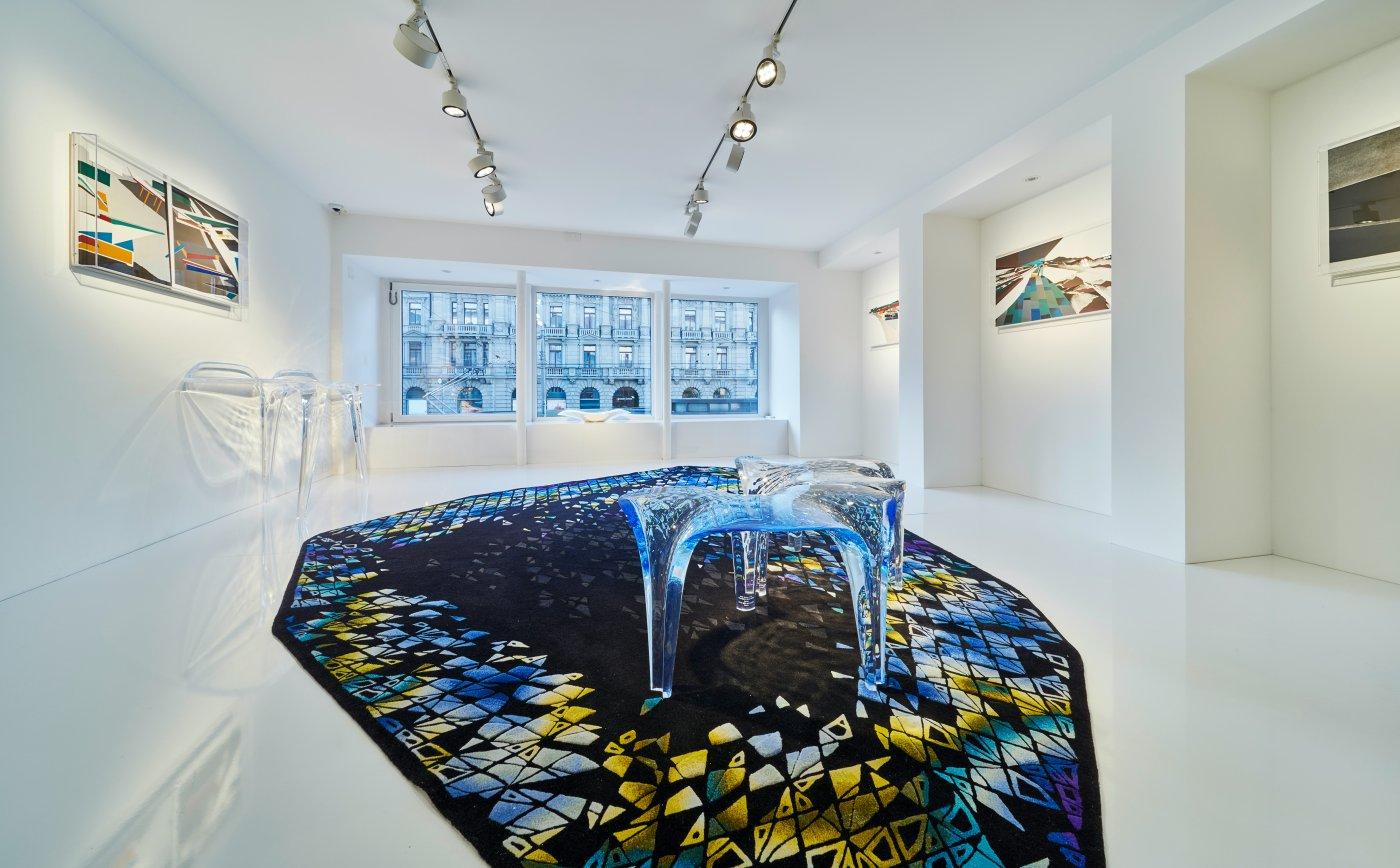 Galerie Gmurzynska Paradeplatz Zaha Hadid 3