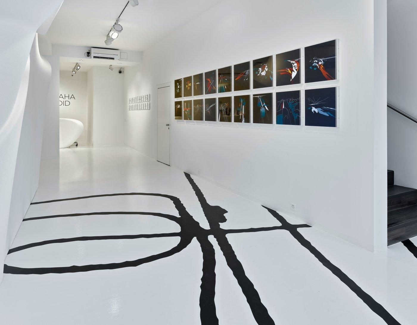 Galerie Gmurzynska Paradeplatz Zaha Hadid 4