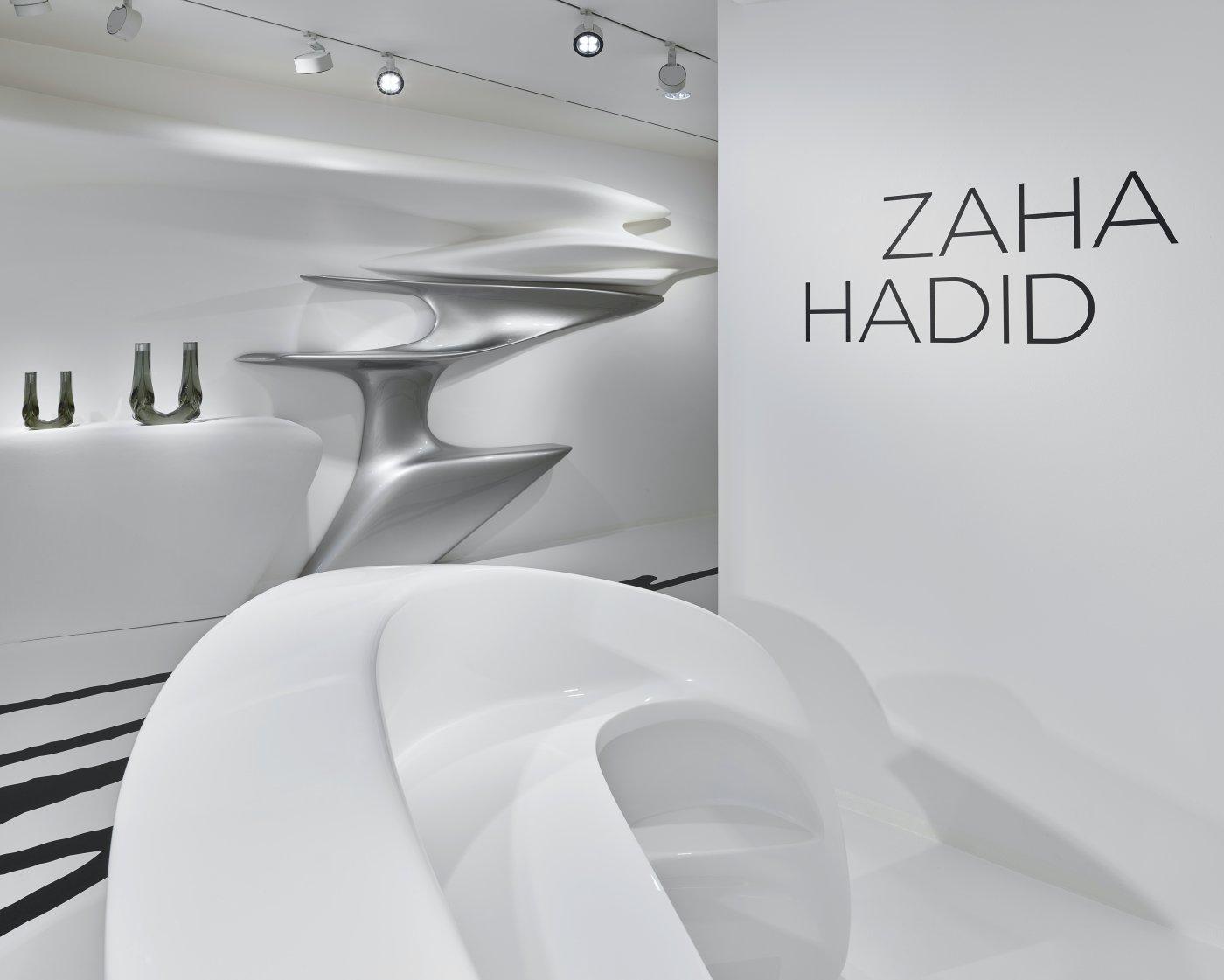 Galerie Gmurzynska Paradeplatz Zaha Hadid 6