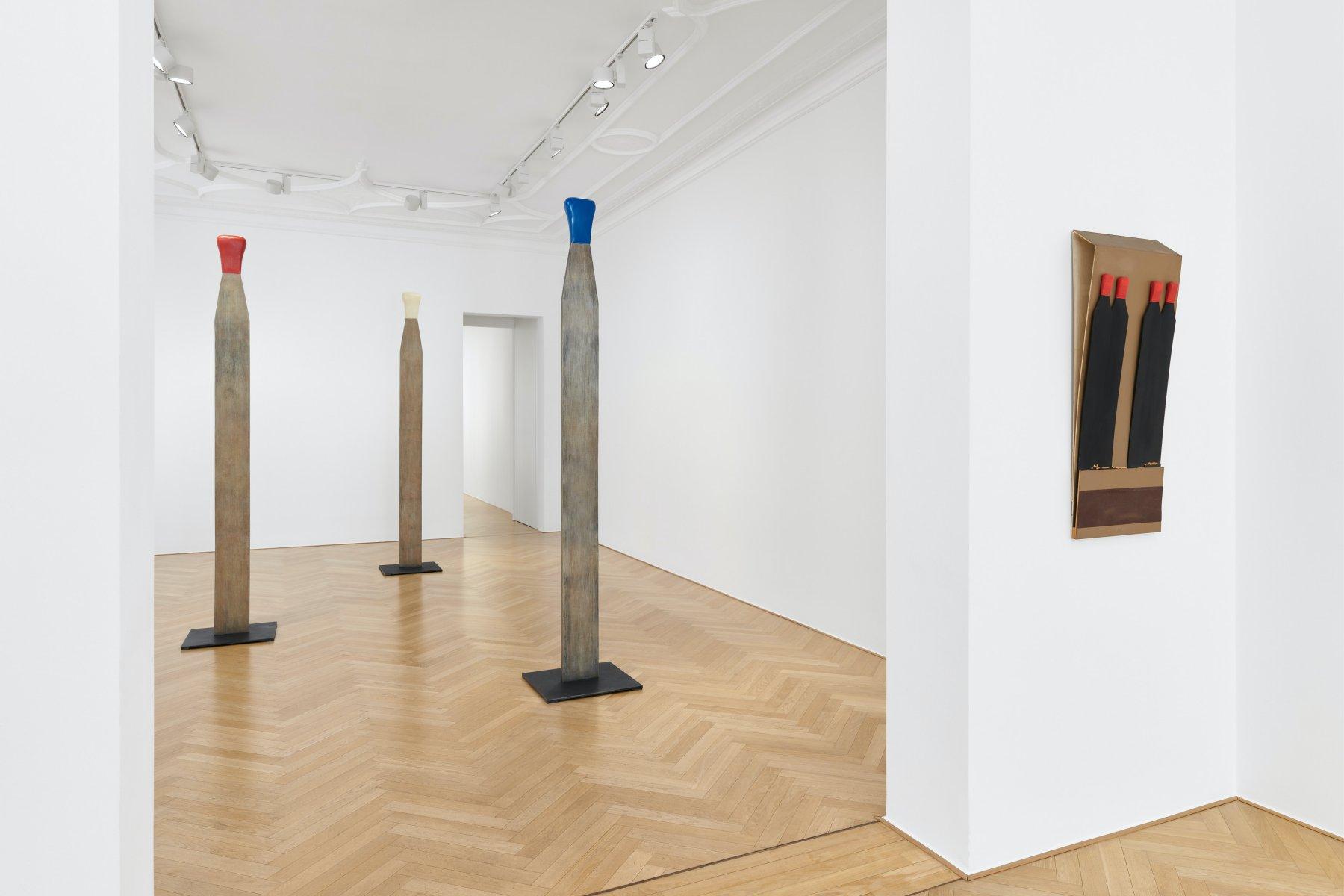 Galerie Max Hetzler Bleibtreustr Raymond Hains 1