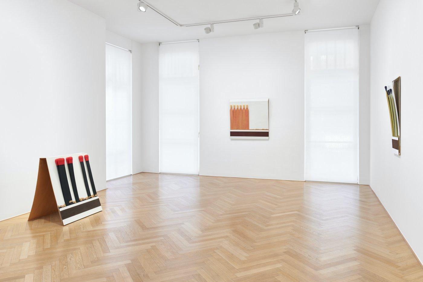 Galerie Max Hetzler Bleibtreustr Raymond Hains 3