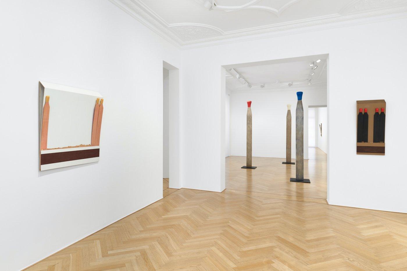 Galerie Max Hetzler Bleibtreustr Raymond Hains 4