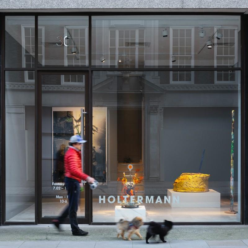 Holtermann Fine Art, London  - GalleriesNow.net