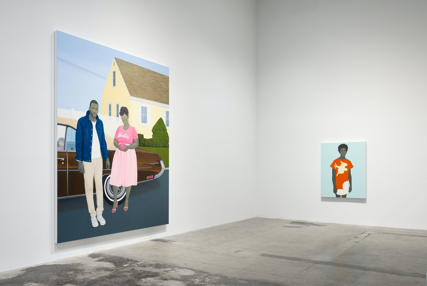 Hauser Wirth Los Angeles Amy Sherald 2
