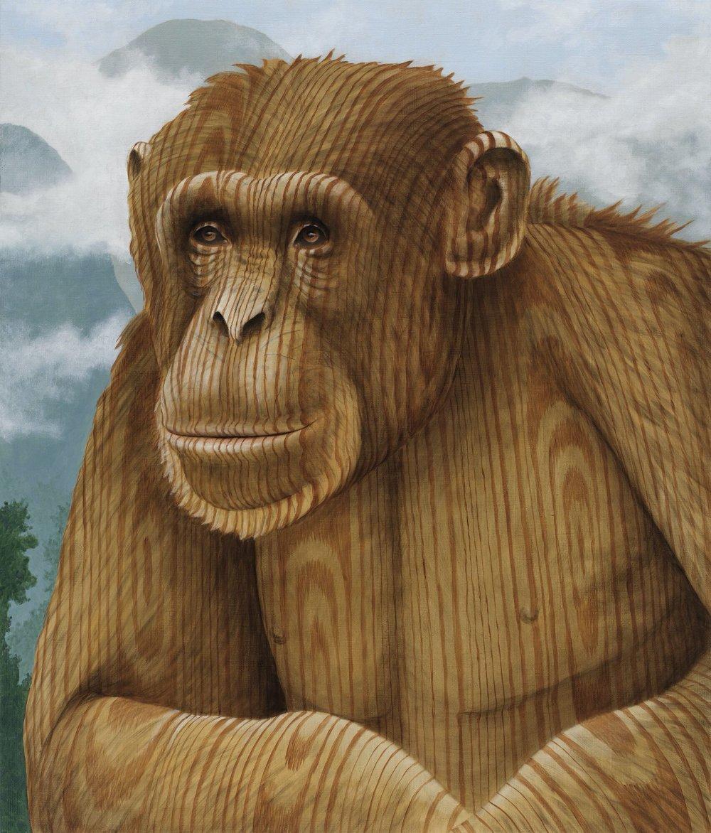 Wood Chimp