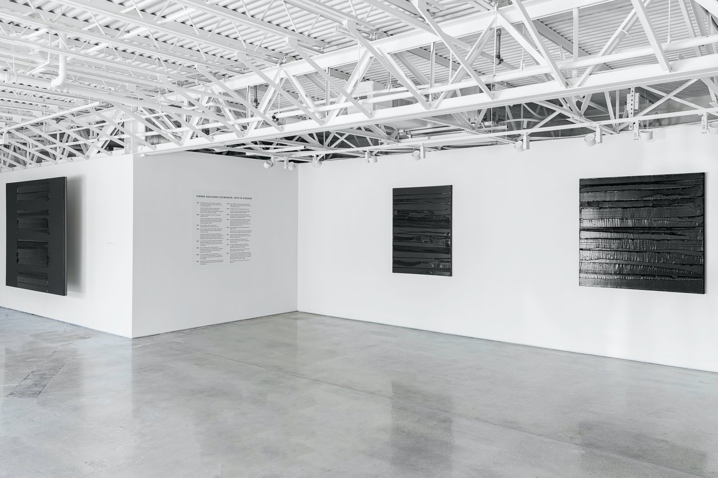 Levy Gorvy Palm Beach Pierre Soulages 5