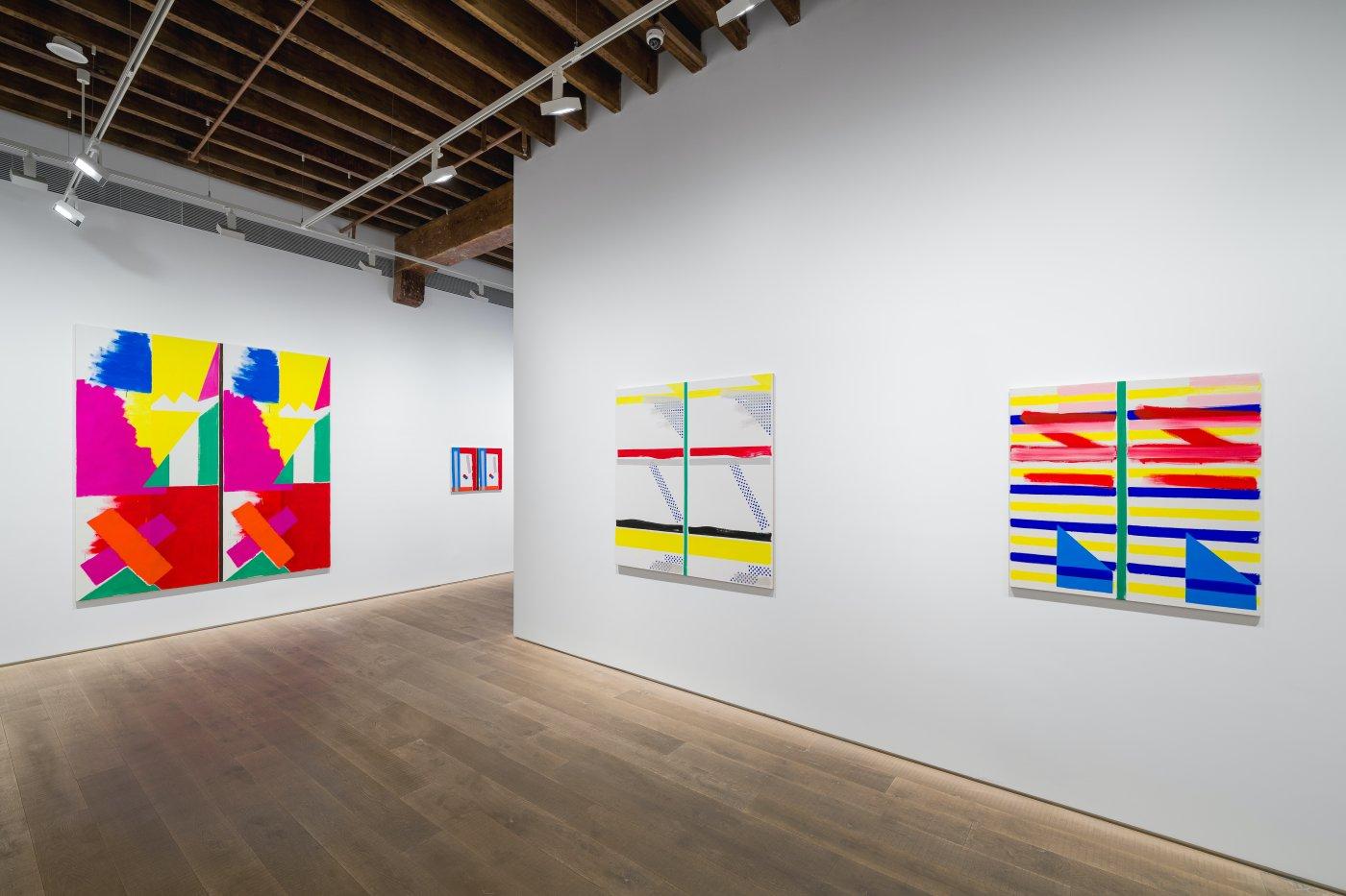 Lisson Gallery Shanghai Bernard Piffaretti 2