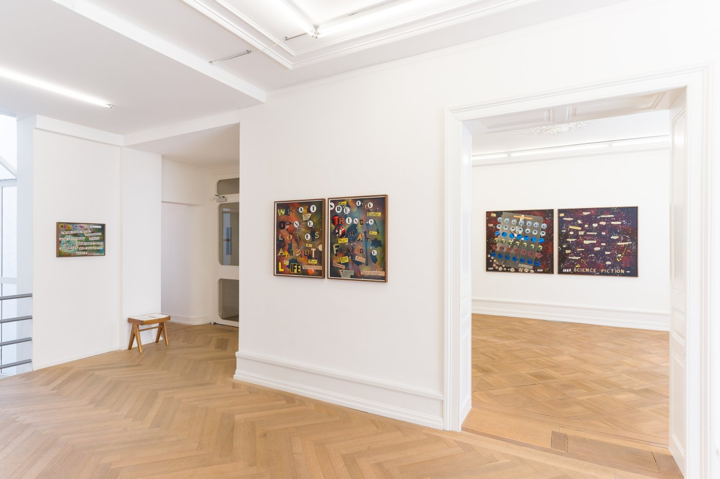 Mai 36 Galerie Allen Ruppersberg 2