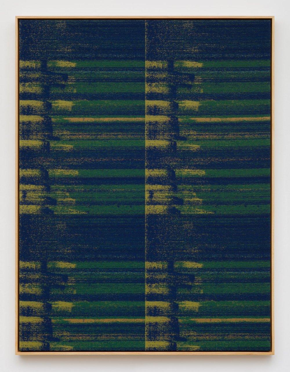 Negative Entropy (Atago Jinja, Clapping Prayer, Blue Gold, Quad)