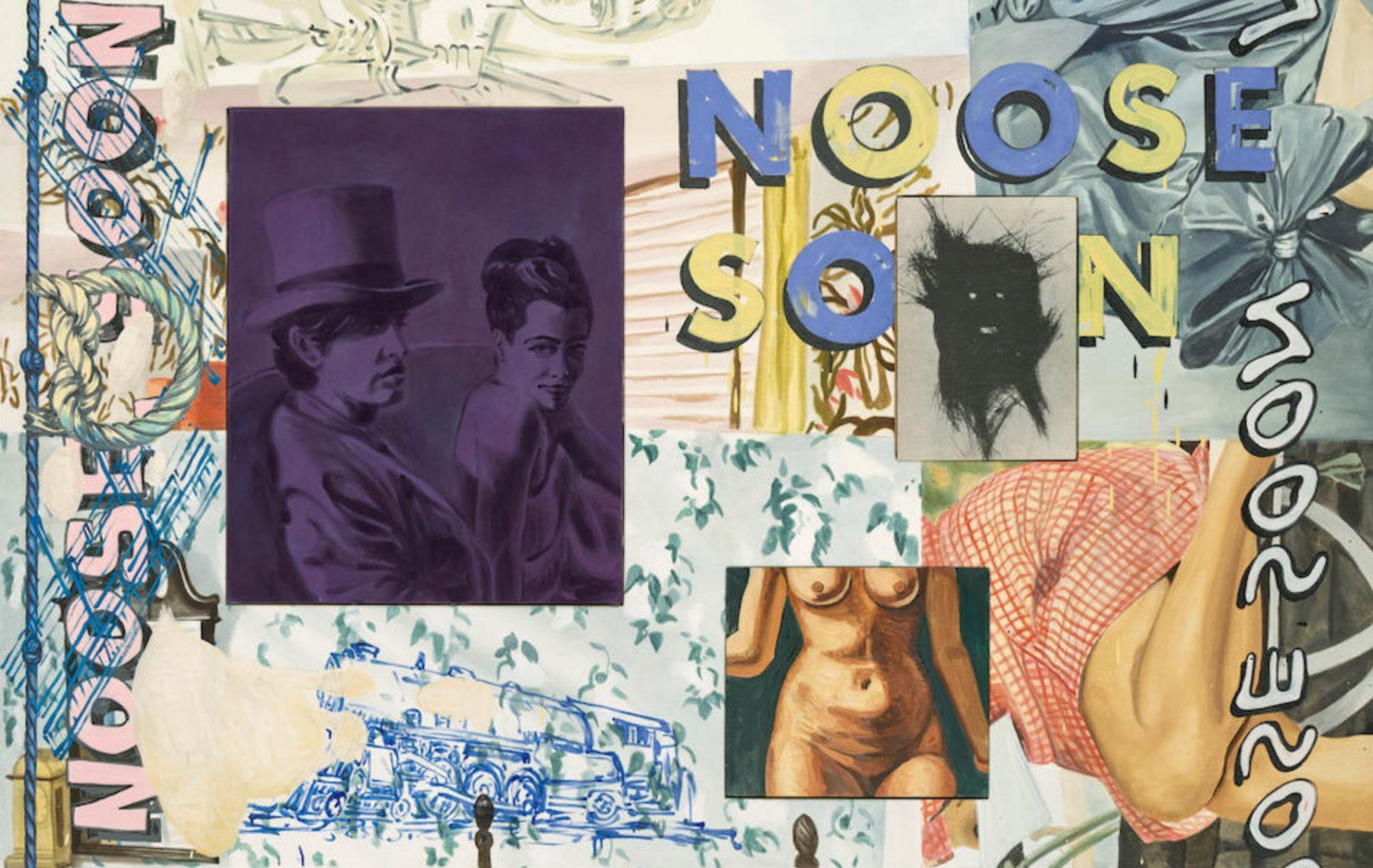 Postwar contemporary art