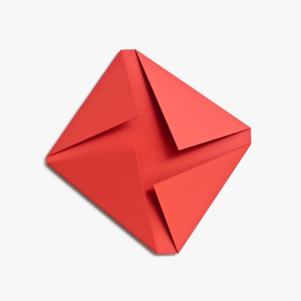 Red Folded Flat 02