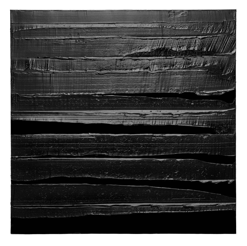 Peinture 130 x 130 cm, 10 octobre 2019