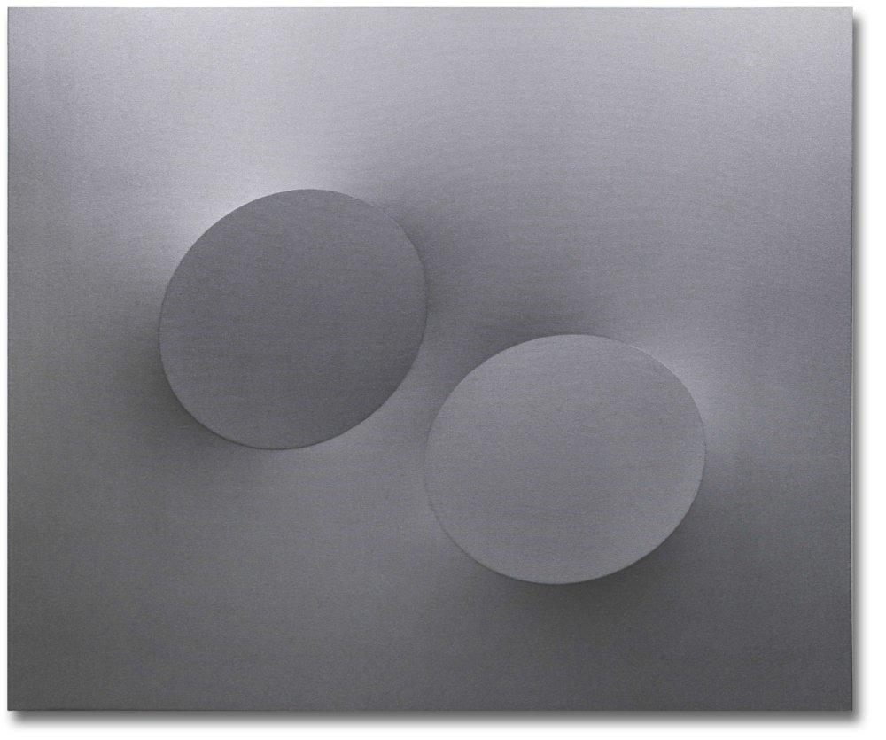 2 ovali argento