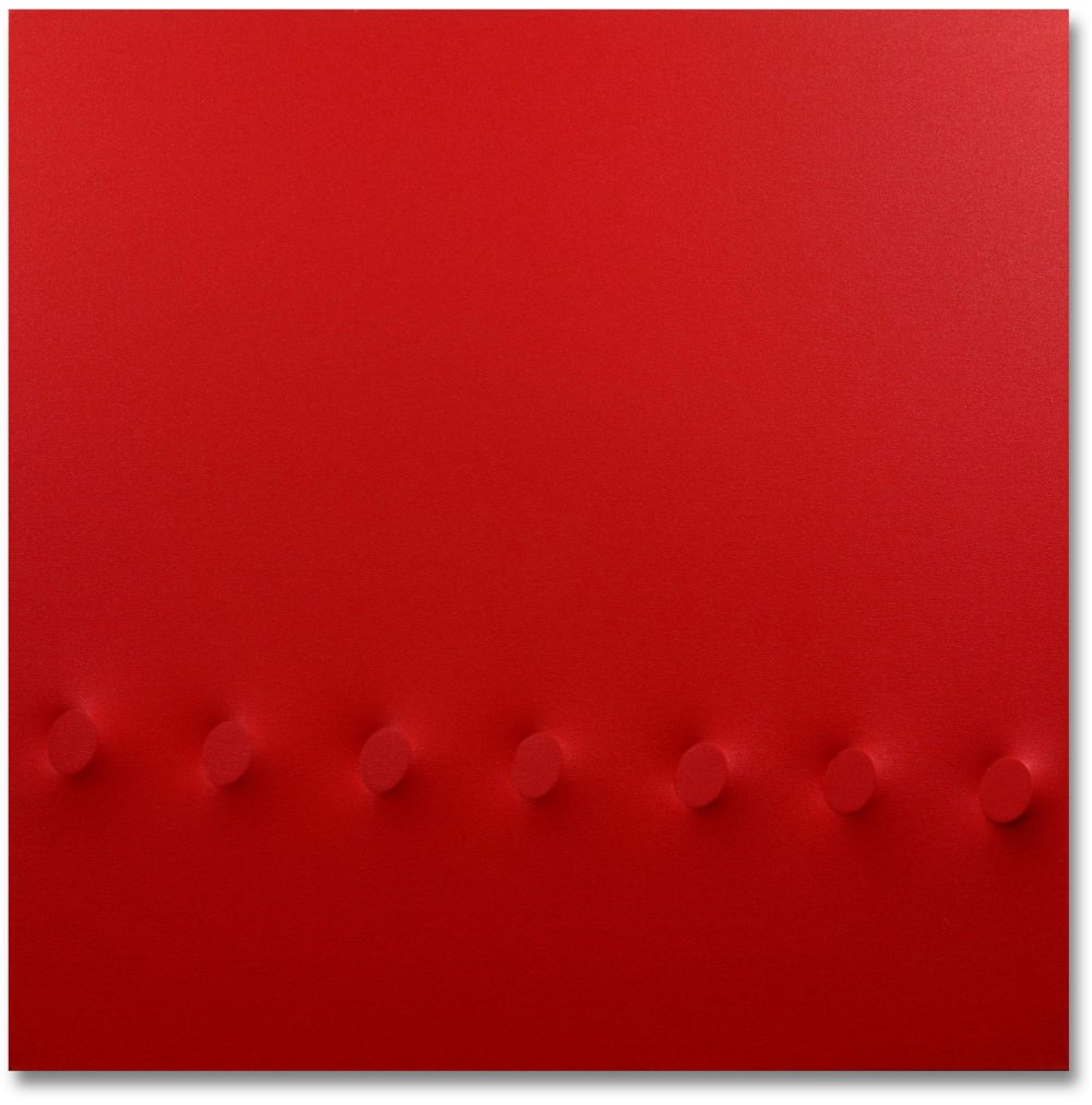 7 ovali rossi
