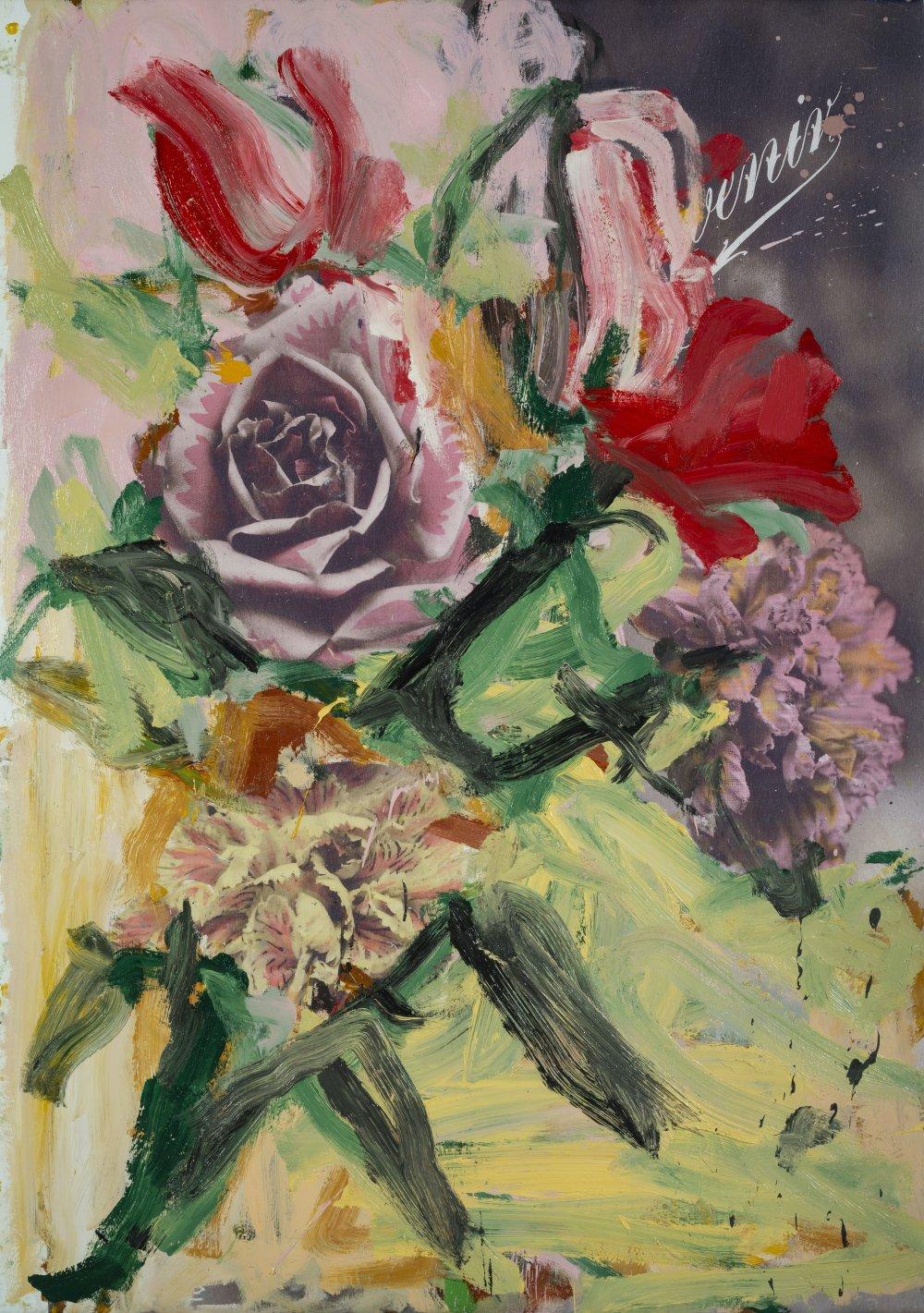 Souvenir (Postcard Painting)