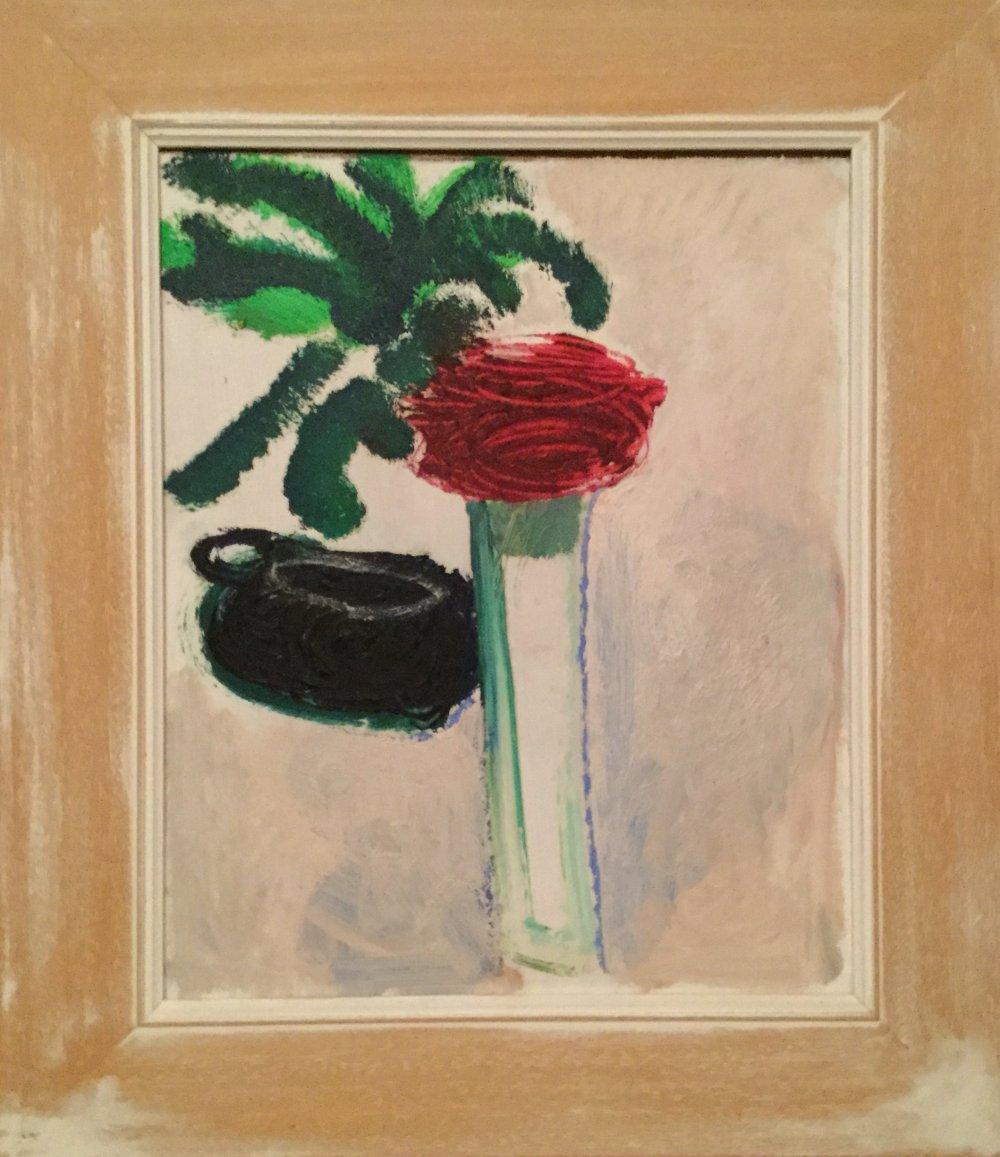 A Specimen Rose