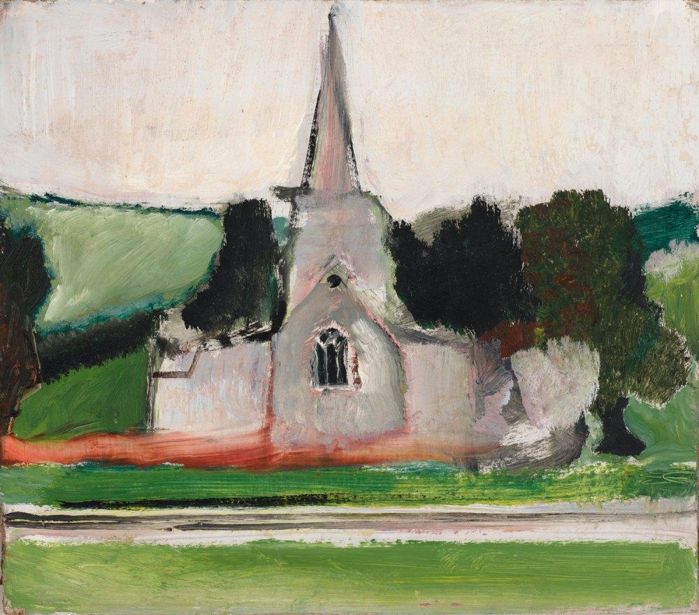 Church at Gt. Bedwyn
