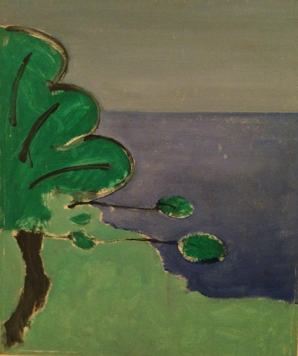 Tree at Seaview I