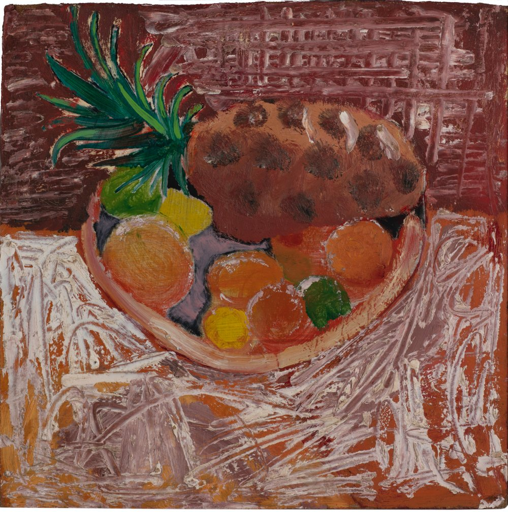 Pineapple with Mixed Fruit