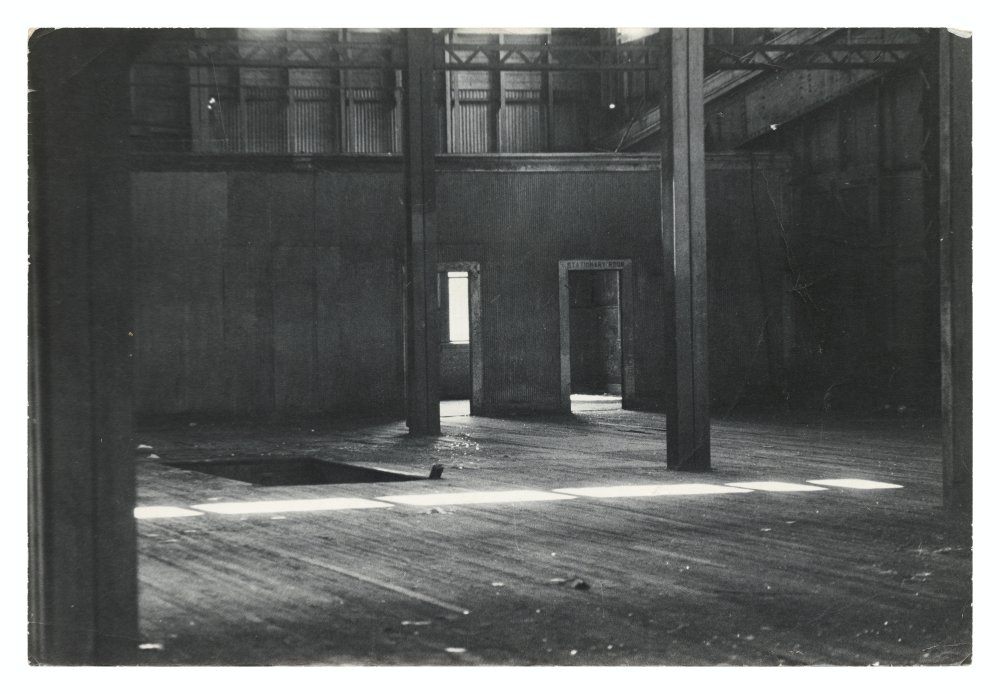 The Piers (warehouse interior)