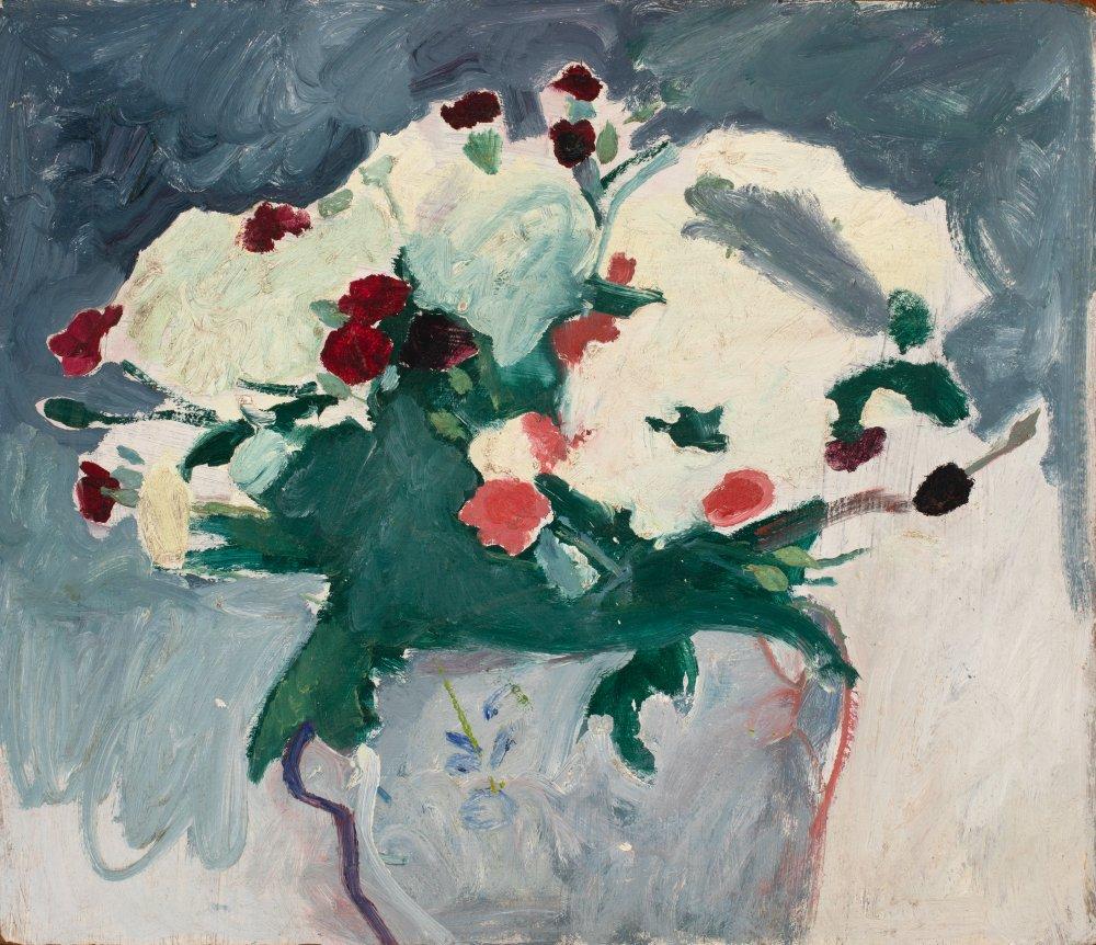 Hydrangea with Chrysanths