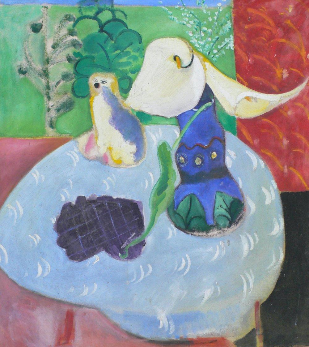Hello Matisse!
