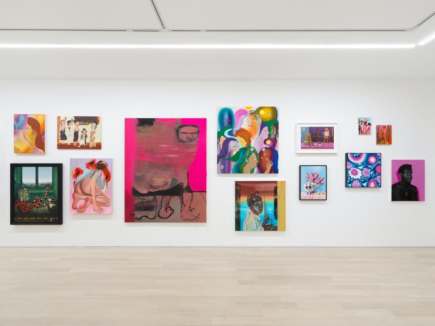 Almine Rech New York Salon de Peinture 2