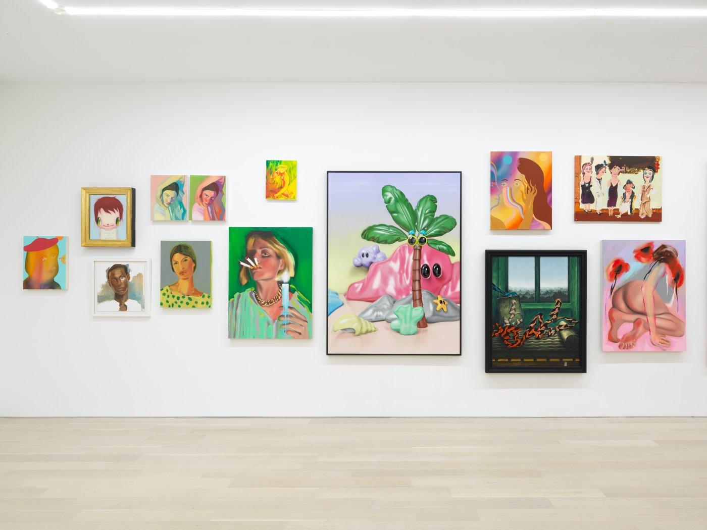 Almine Rech New York Salon de Peinture 3