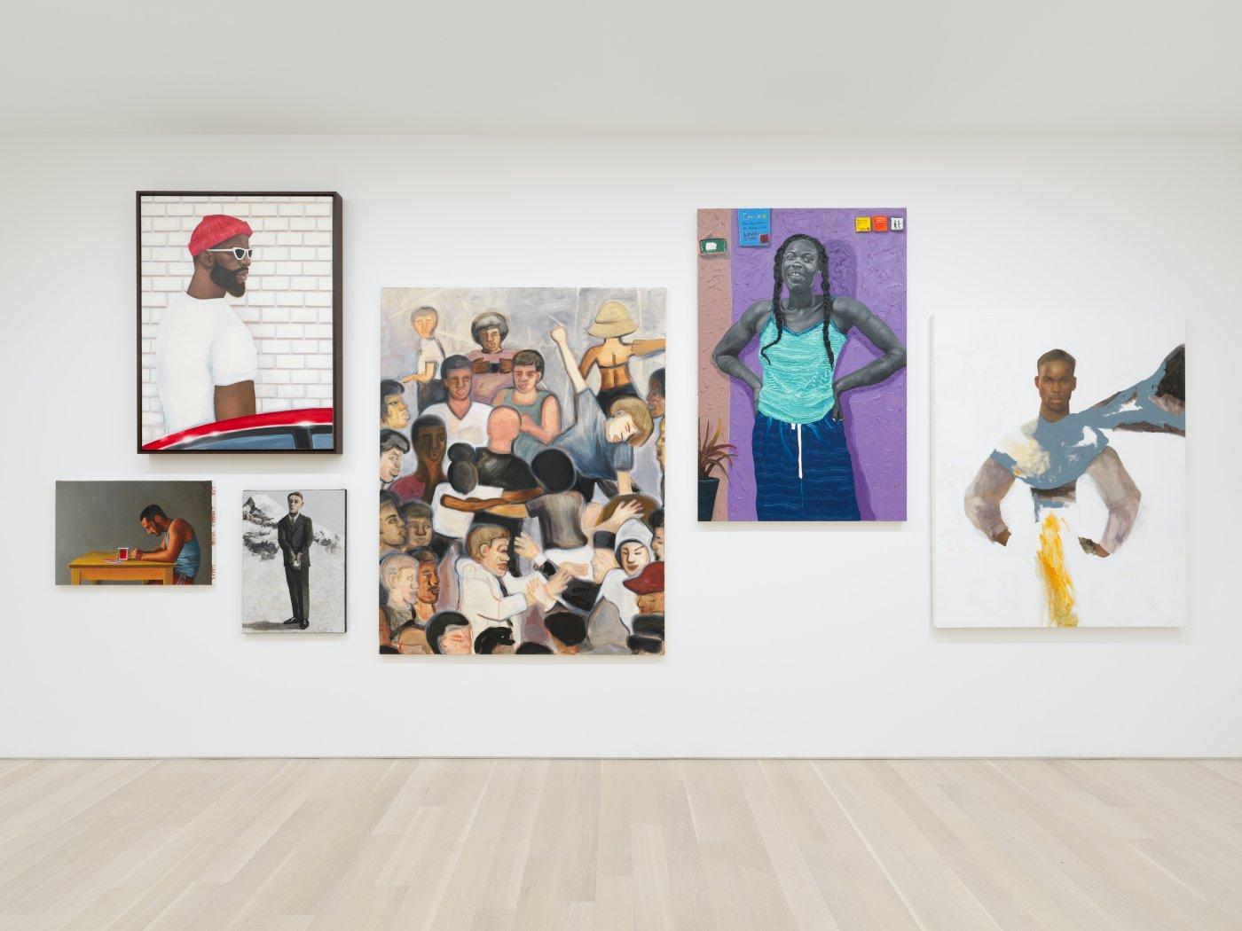 Almine Rech New York Salon de Peinture 4
