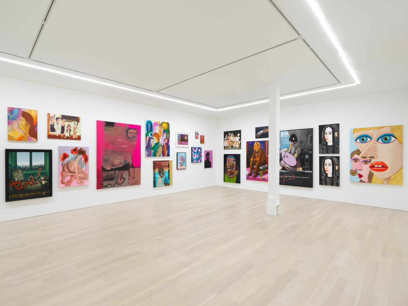 Almine Rech New York Salon de Peinture 5