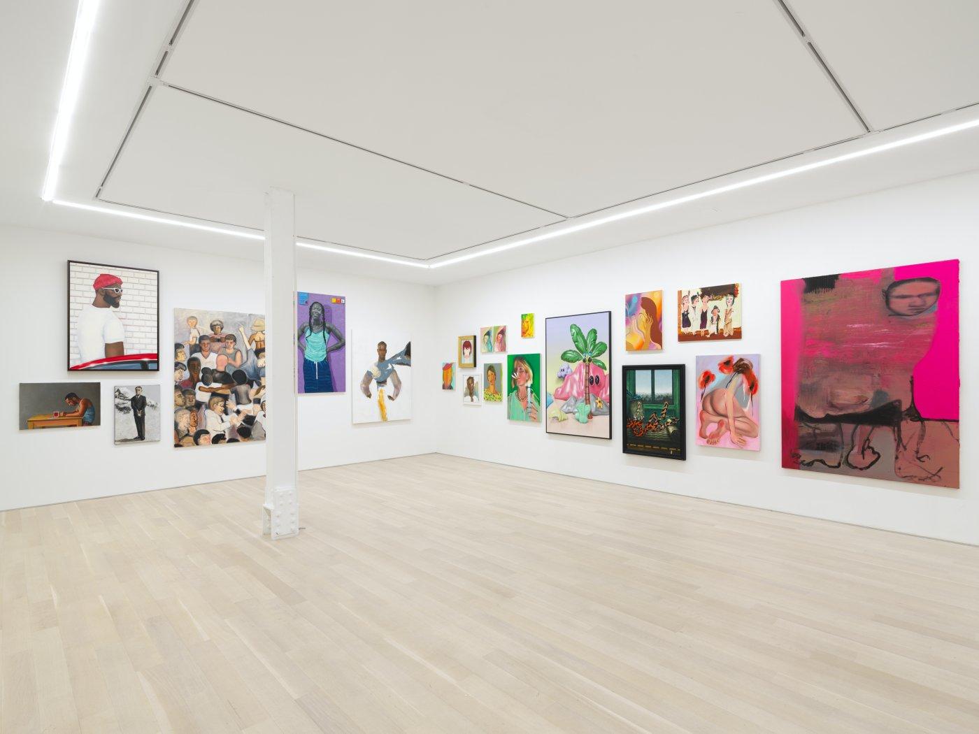 Almine Rech New York Salon de Peinture 6