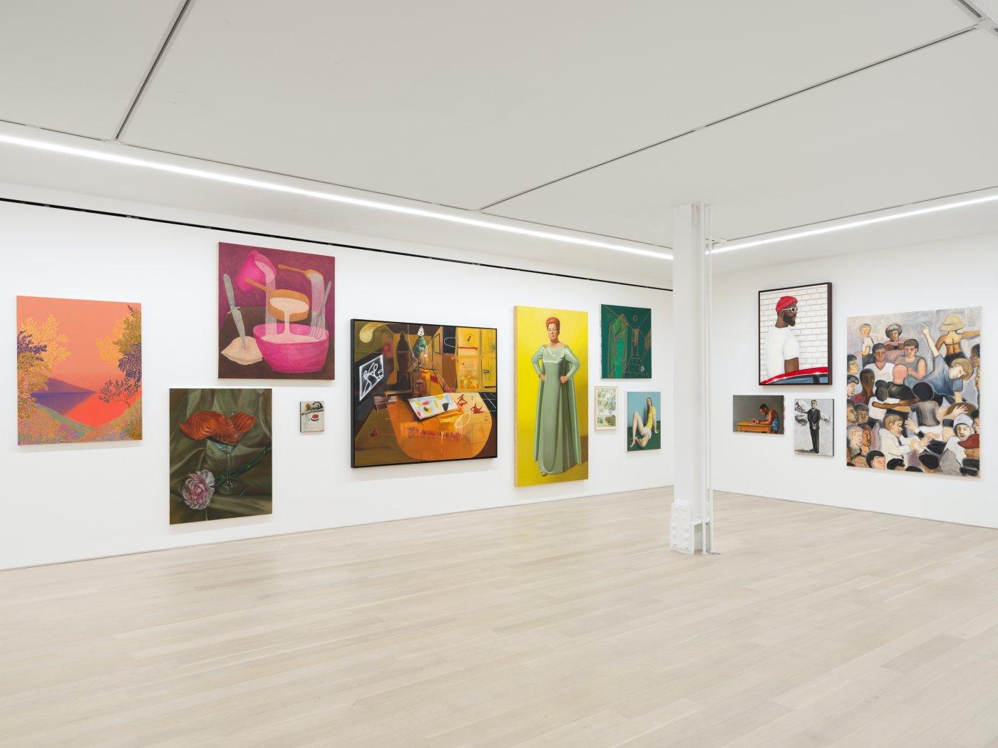 Almine Rech New York Salon de Peinture 7