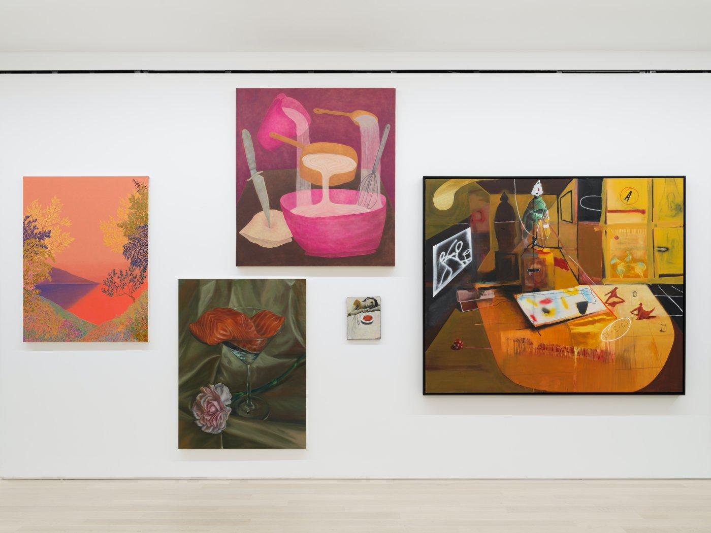 Almine Rech New York Salon de Peinture 8