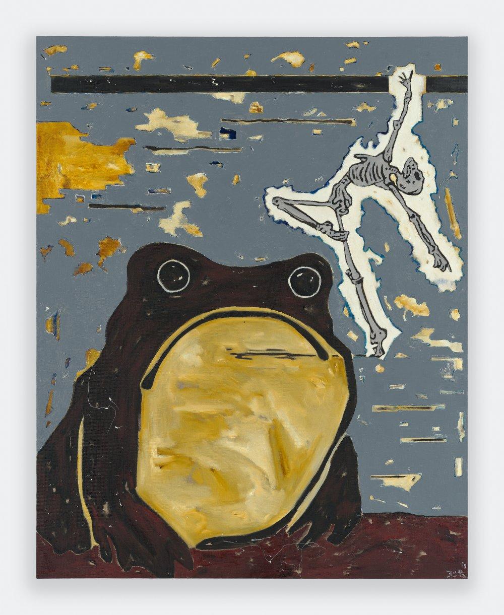 Death and the Toad (Der Tod und die Kröte)