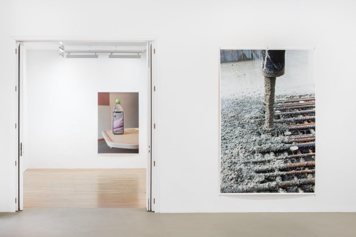 Wolfgang Tillmans - Lumière du matin - Galerie Chantal Crousel