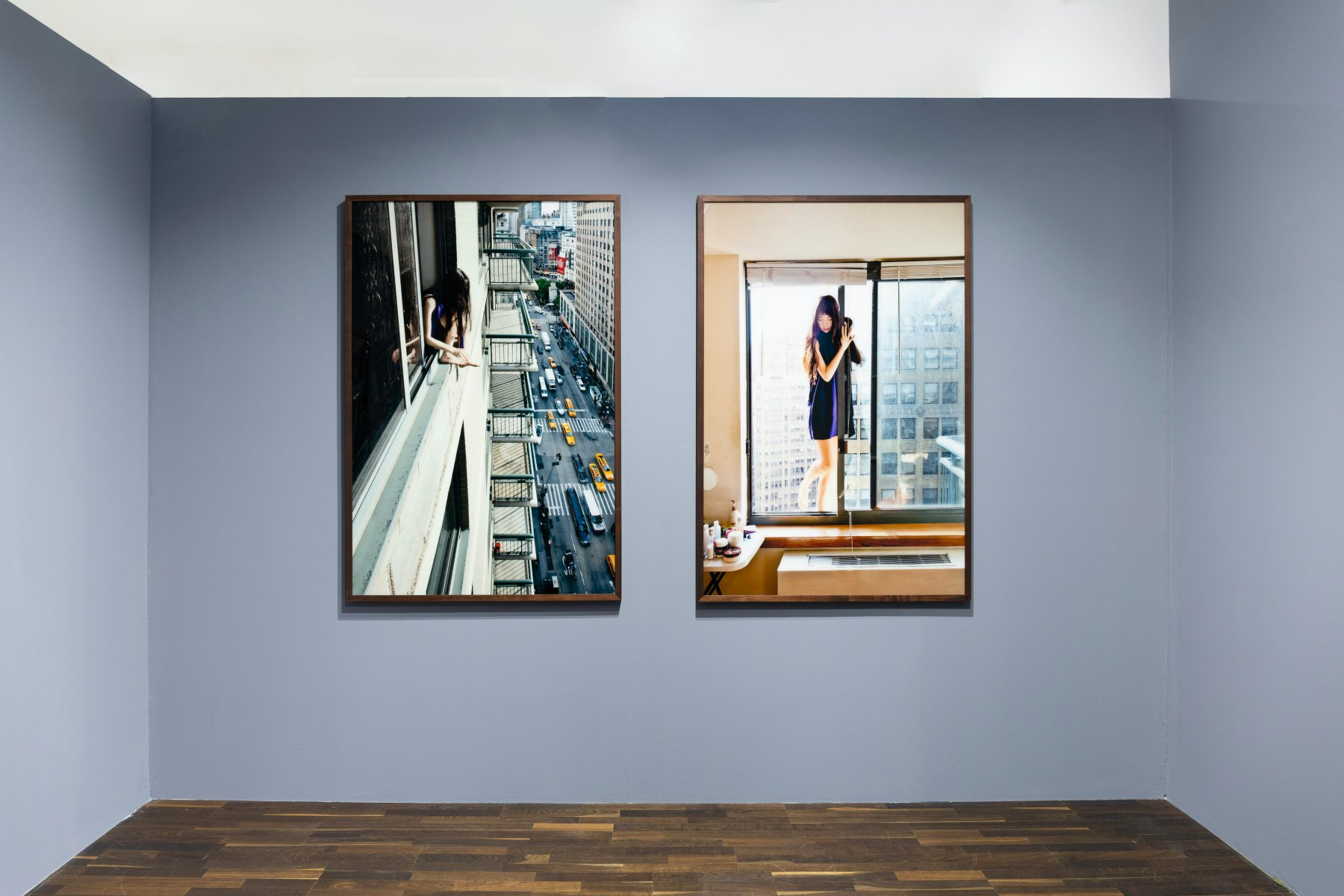 Christophe Guye Galerie In my bubble 1